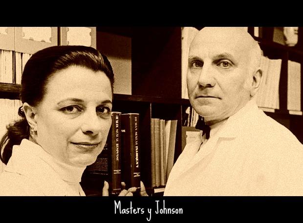 Master y Johnson
